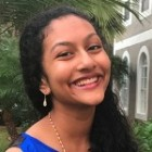 Sarina Patel, Jr. Assistant Editor and Comic Hub Co-Editor