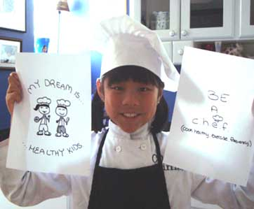 my dream job essay chef