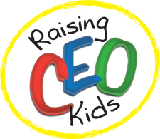 Raising CEO Kids logo
