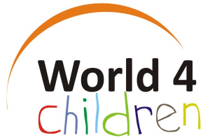 World For Children logo
