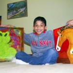 Amazing Kids Spotlight Interview with Chirag Vedullapalli, 10-yr-old Amazing Artist