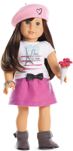 Grace - American Girl prize for Amazing Kids! Summer FUN-draiser 2015