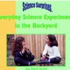 Amazing Book Review: Everyday Science Experiments in the Backyard