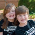 Amazing Kids! of the Month – January 2013 – Olivia and Carter Ries
