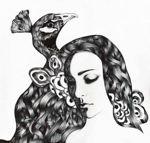 Surrealism - Bic Ballpoint Pen