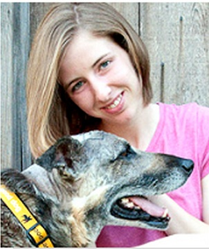 Amazing teen Kristen Powers has been around animals her whole life!