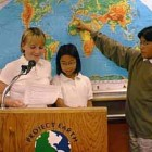 Amazing Kids! of the Month – October 1998 – Project EARTH