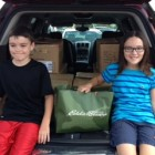 Amazing Kids! of the Month – Hannah and Alexander Laman – August 2014