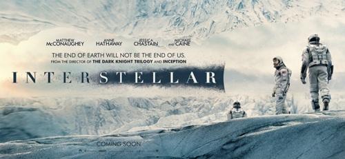 12 AK Columns, Amazing Movie Reviews, Interstellar, Perry