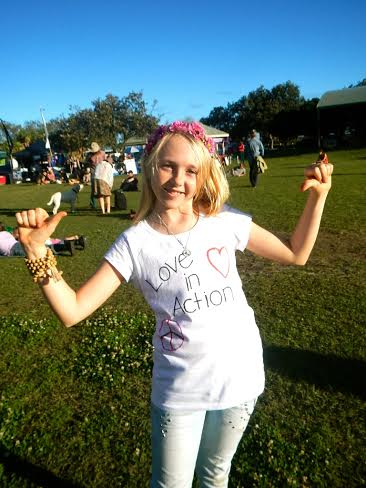 At just 11-years-old, Holley is the founder and CEO of Stardust Entertainment, as well as a touring singing and eco activist.