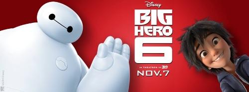 02 AK Columns, Amazing Movie Reviews, Big Hero 6 Header, Perry