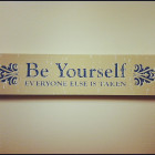 Be You…