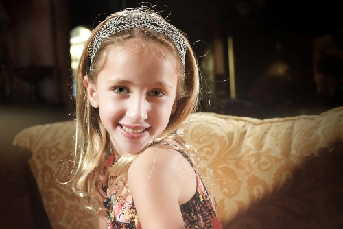 Ava Kolker, 8-year-old superstar, is making her dreams come true now!