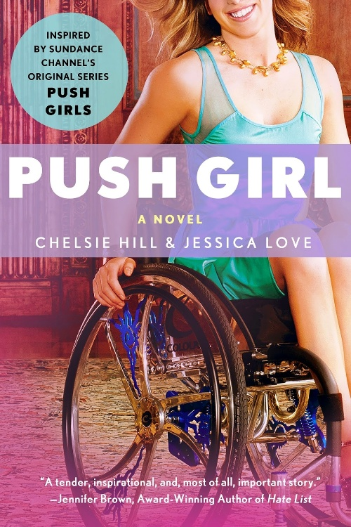 Amazing Book Reviews: Push Girl – A Compelling Journey