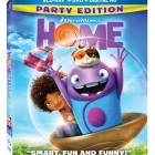 Product Review – DVD/Blu-Ray/Digital HD of the DreamWorks animated movie Home