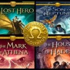 Amazing Book Reviews: Heroes of Olympus and the Percy Jackson and the Gods of Olympus Series