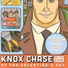 Amazing Book Reviews: Knox Chase on the Case of the Valentine's Day Mystery