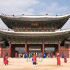 Field Trip to Gyeongbokgung and Deoksugung Palaces