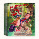 Amazing Book Reviews: The Adventures of Camp Nana Papa
