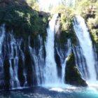 A Day at Beautiful Burney Falls