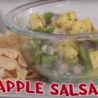 Cook Time with Remmi – December 2016 – Pineapple Salsa
