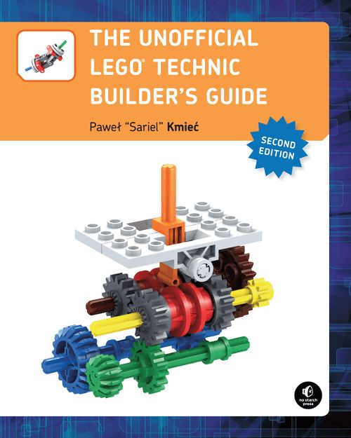 Amazing Book Reviews The Unofficial Lego Technic Builders Guide