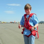 Amazing Kids! Spotlight Interview with Aviation Enthusiast, Evan Isenstein-Brand, age 12, California